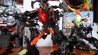 Bionicle vs Hero Factory 2 Upcoming Storm sneak peek