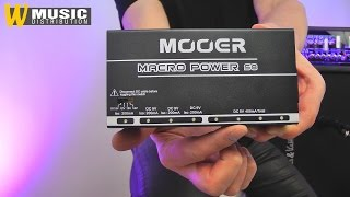 Mooer Macro Power - Review