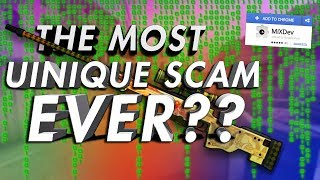 Trolling the Most Complicated CS:GO Scammer... thumbnail
