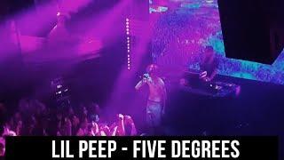 ☆LiL PEEP☆ – five degrees \ ПЕРЕВОД (RUS SUB)