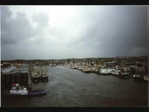 Ijmuiden & Northsea (Travel to Scotland  2001)