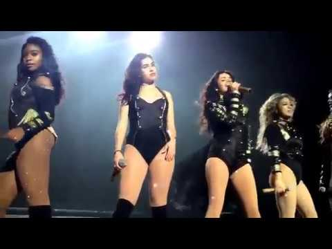 Mostly Camren Fifth Harmony concert in Birmingham 2016 727 Tour