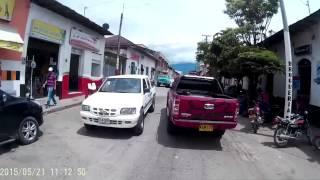 Ortega Tolima, de paso hacia Chaparral.
