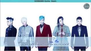 [karaoke/thaisub]~BIGBANG-Love Dust