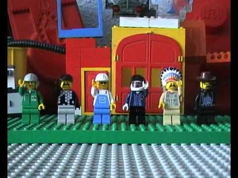 LEGO Y.M.C.A.