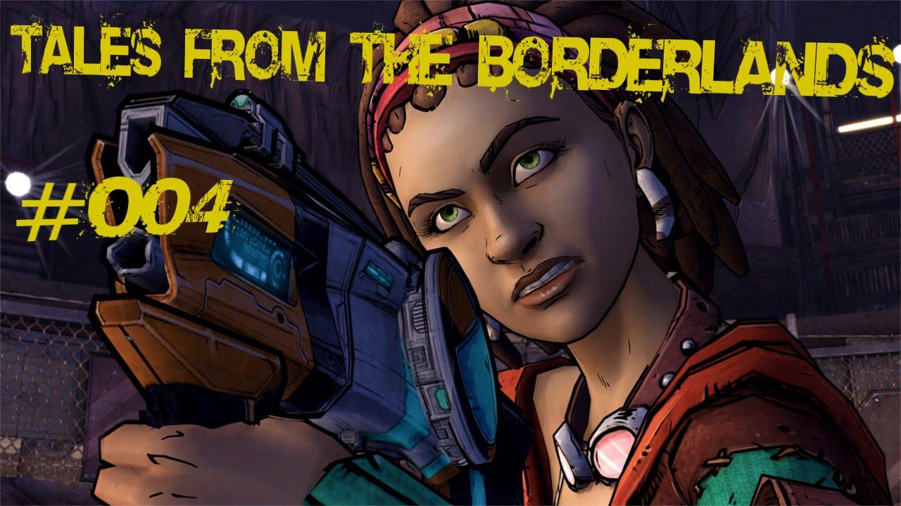 Tales From The Borderlands Deutsche Sprachausgabe