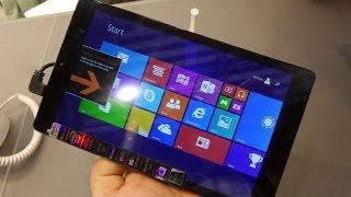 فتح صندوق تابلت أركوس 80 سيزيم بنظام ويندوز    Archos 80 Cesium Windows Tablet Unboxing