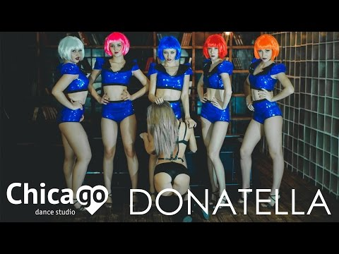 Dance video   CHICAGO Donatella
