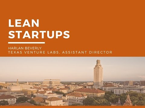Lean Startups Explained