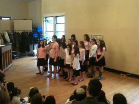 JASA Ramaz Middle School Performance 3-14-10 #3