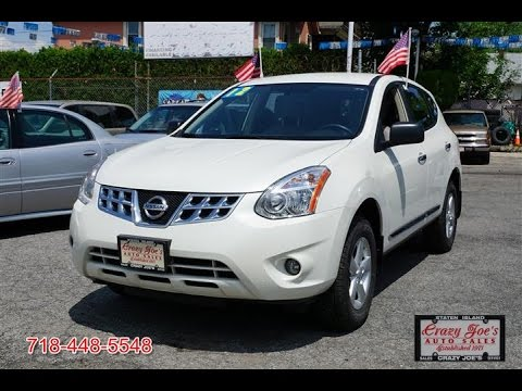 2012 nissan rogue special edition awd staten island ny youtube. Black Bedroom Furniture Sets. Home Design Ideas