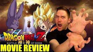 Dragon Ball Z: Battle Of Gods - Movie Review