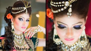 Bridal Makeup - Indian Princess Look