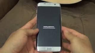 Eliminar y/o Remover Cuenta Google Samsung Galaxy S7 Edge G935F / G930 ( Bypass FRP Lock sin PC ) thumbnail