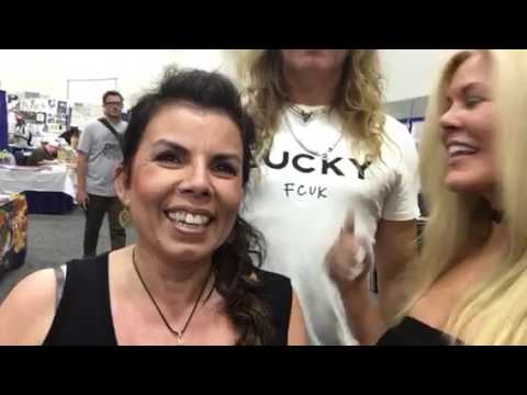 Tracey Birdsall And Marilyn Ghiliotti Of Clerks At Comic Con #SDCC