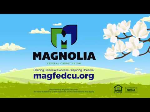 Blooming Magnolia Federal Credit Union Youtube