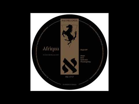 Afriqua - Aleph [R&S Records]