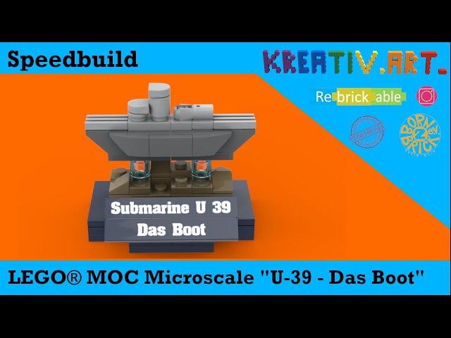 LEGO® MOC Microscale