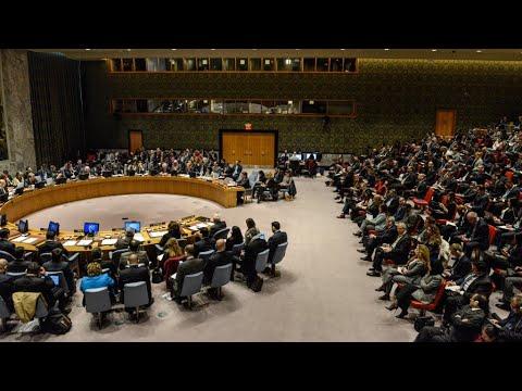 مشروع قرار أمام مجلس الأمن يقضي بإبطال الاعتراف الأمريكي بالقدس عاصمة لإسرائيل  - نشر قبل 2 ساعة