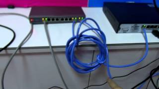 Build-in POE + POE  Switch + NVR