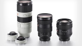 Sony G Master FE Lens Preview: Did Sony Drop Zeiss?