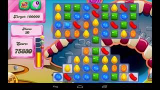 Candy Crush Saga Level 89 Walkthrough