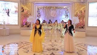 Роза Шакирова и Азиза айда женелер ыры жаны  Алтын казынада  ТАМАДА EVENТ  0557 48 51 15