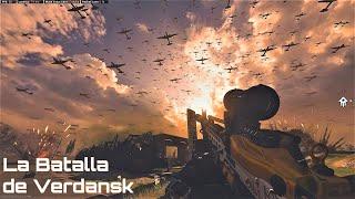 La Batalla de Verdansk | Call of Duty: Warzone | Evento completo (Sin comentarios) Español Latino