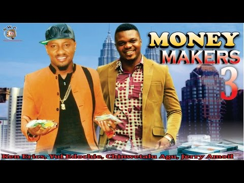 Money Makers Season 3  - 2015 Latest Nigerian Nollywood  Movie