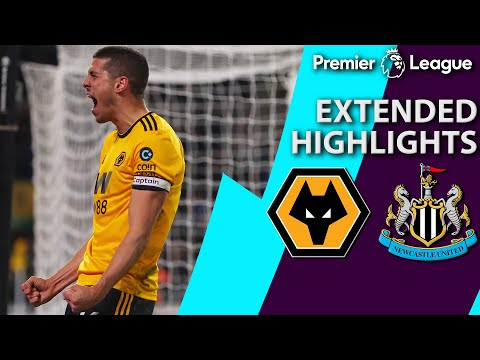 Wolves v. Newcastle | PREMIER LEAGUE EXTENDED HIGHLIGHTS | 2/11/19 | NBC Sports