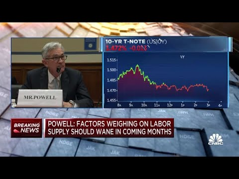 Fed Chair Jerome Powell: Dollar is the world's reserve currency, nothing else is close