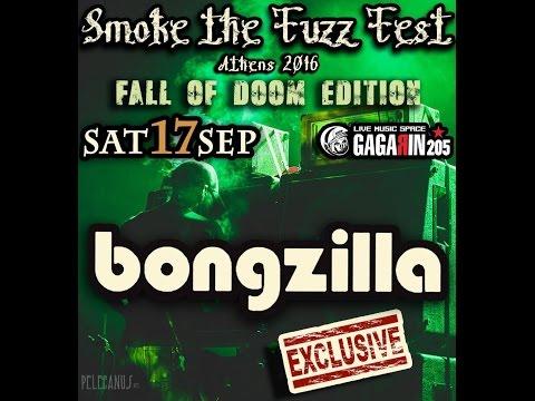 Bongzilla - Smoke The Fuzz Fest (Full Set) @Gagarin 205, Athens 17/09/2016