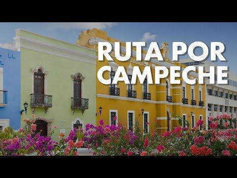 Ruta por Campeche: qué ver, qué comer y a dónde ir