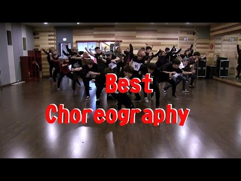 [TOP 10] The Best Choreography of BTS (Bangtan Boys - Hardes