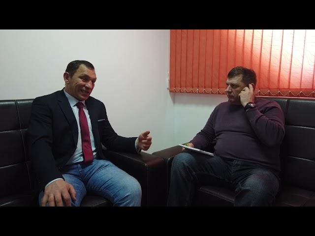 Интервью с Главным тренером хоккейного клуба