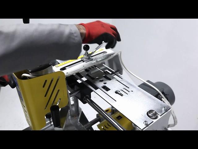Copiadora, Cremonera y Desaguadora para PVC SC 501 de Plastmak en Ventytec. Venta de Maquinaria