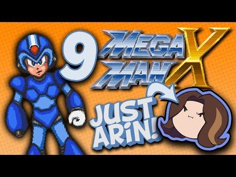 MegaMan X: Hard Times - PART 9 - Game Grump