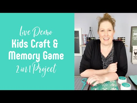 easy-kids-crafts-to-do-at-home-|-diy-memory-game-for-pre-schoolers-using-chalk-couture
