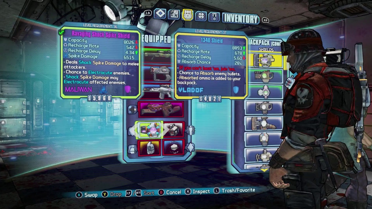 Borderlands 2 The Amulet