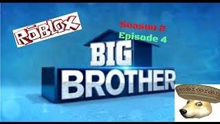 ROBLOX Gran Hermano Temporada 2 Episodio 4: Desalojo, HoH, PoV
