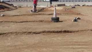 Electic Buggy RC Race in Dubai
