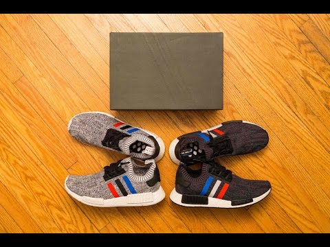 Adidas NMD PK 'Primeknit' R1 Tri-Color Review and On Feet