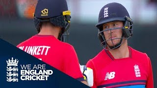 vuclip South Africa Level T20 Series With Dramatic Three-Run Win - England v South Africa T20I 2017