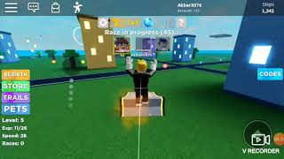 Finally Pake and main ROBLOX simolator