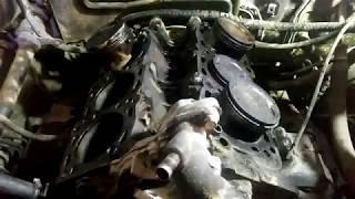 Плохое масло прикончило двигатель автомобиля.