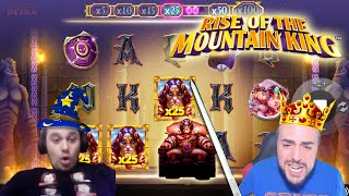 SLOT ONLINE - Vediamo la RISE OF THE MOUNTAIN KING