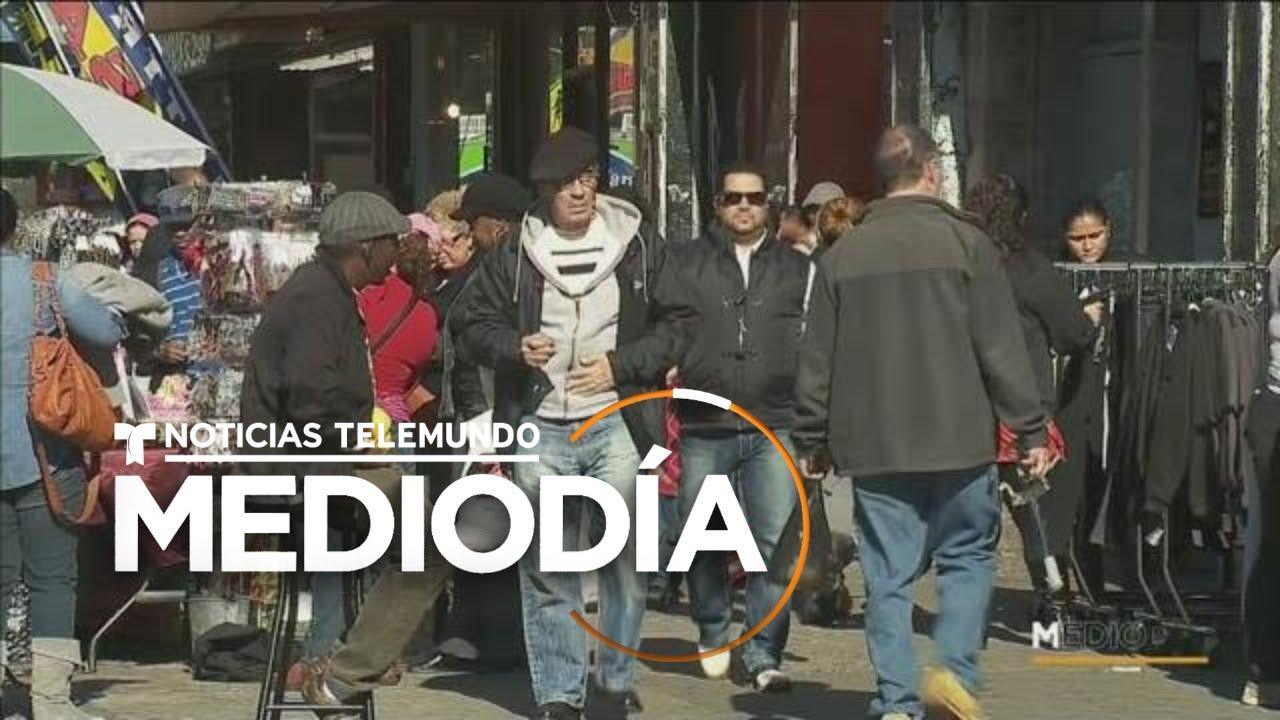 Hispanos son un pilar básico de la economía de EEUU | Noticias Telemundo