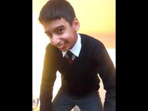 Indian Kid Dances To Disco Music! (Disco Time)
