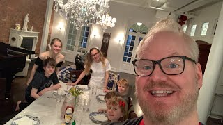 Dinner with the Gaffigans (April 18th 2020) - Jim Gaffigan #stayin #withme