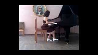 Iren Margaryan Shopin Impromptu op.29 no.1 in As dur